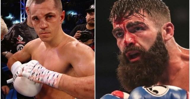 How Do I Watch Quigg Vs Carroll Fight On Tv Partner Dance Anthony Joshua Irish Fighter