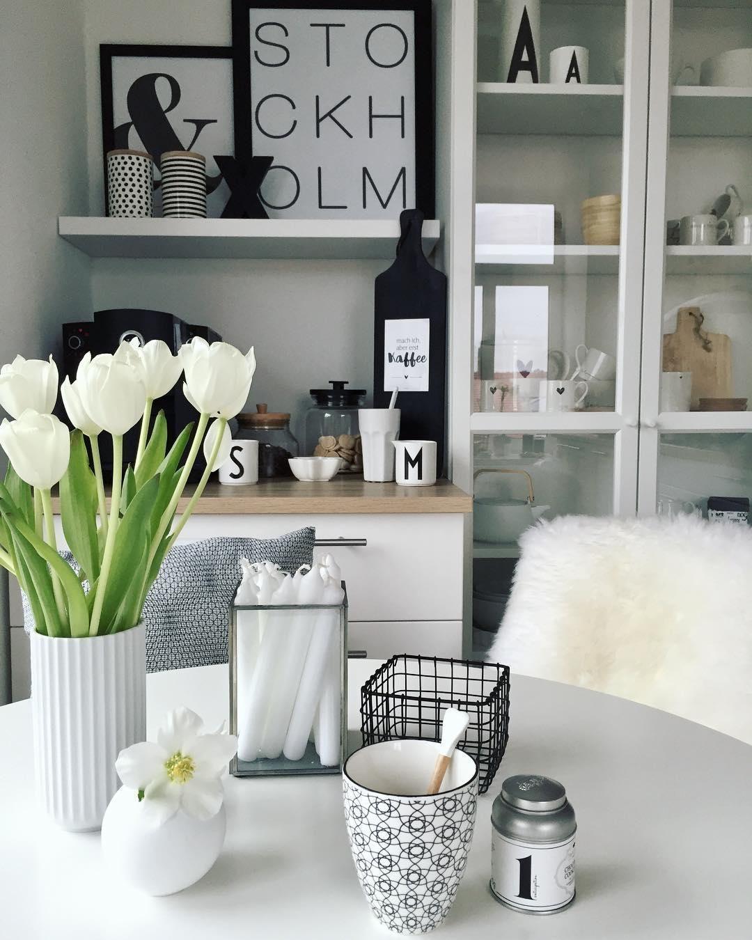 Becher M #küchetisch
