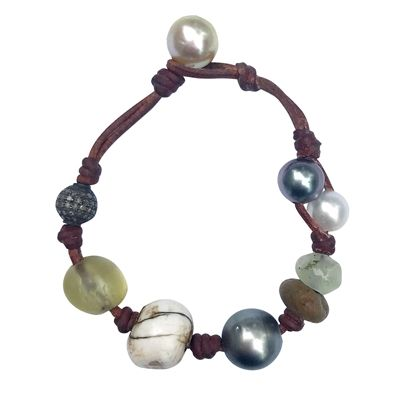 Wendy Mignot Fine Pearls and Leather Jewelry the authentic world renowned brand defining Gypset Style and Bohemium Chic presents the from the Gypsy Collection. Discover Wendy Mignot Designs in the eBoutique.