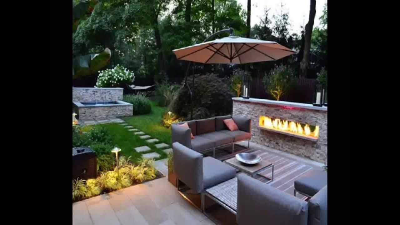 Best Sloped Backyard Landscaping Ideas Youtube intended for