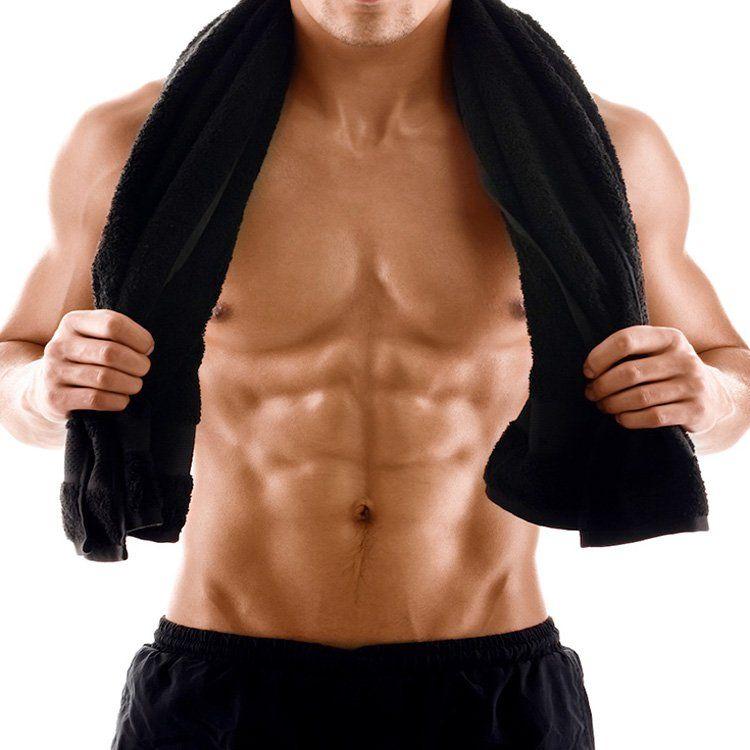 dieta marcar abdominales hombre