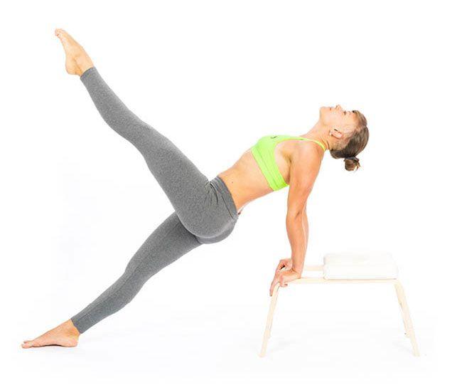Übungen mit dem FeetUp® | FeetUp® - Original Kopfstandhocker