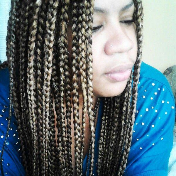 Poetic justice braids by me