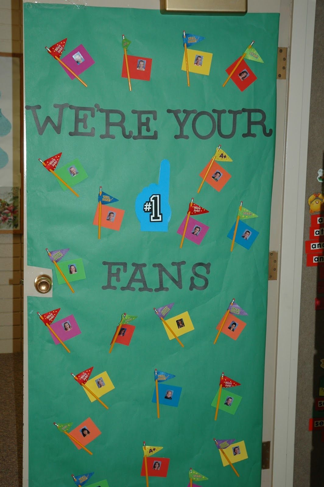 Teacher Appreciation Door Decorating Ideas | Teacher ...