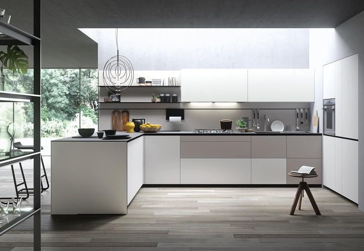 Forma Mentis, the new kitchen from the essential design | in the ...