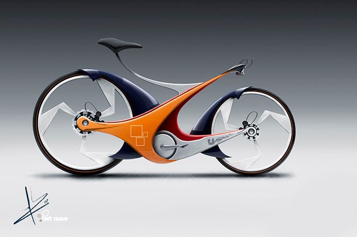560+Bicycle by artnuve on DeviantArt