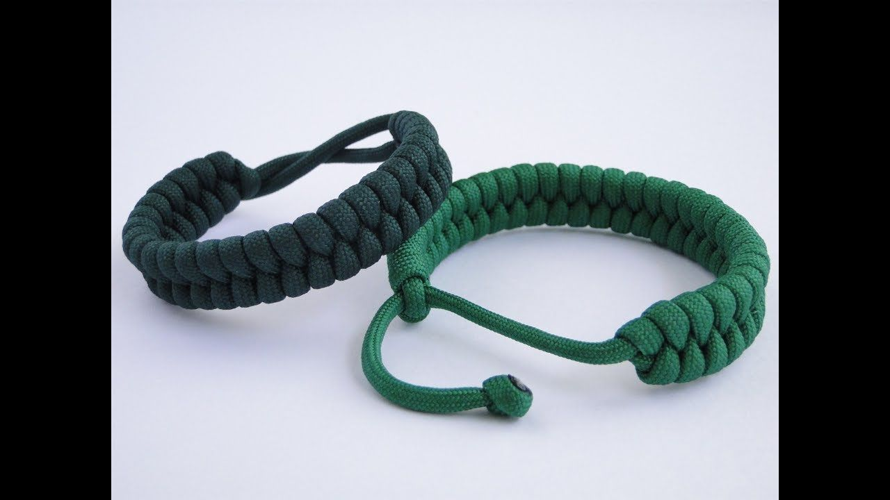How To Make A Rastaclat Style Fishtail Paracord Survival