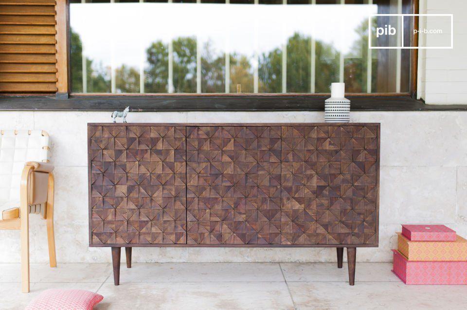 Credenza Moderna Sottile : Credenza in legno balkis console vintage pinterest