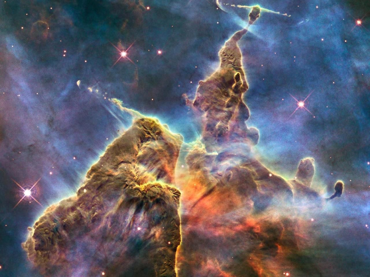 Best Galaxies Space Images On Pinterest Astronomy Cosmic - Nasa release new hd photographs iconic pillars creation photo