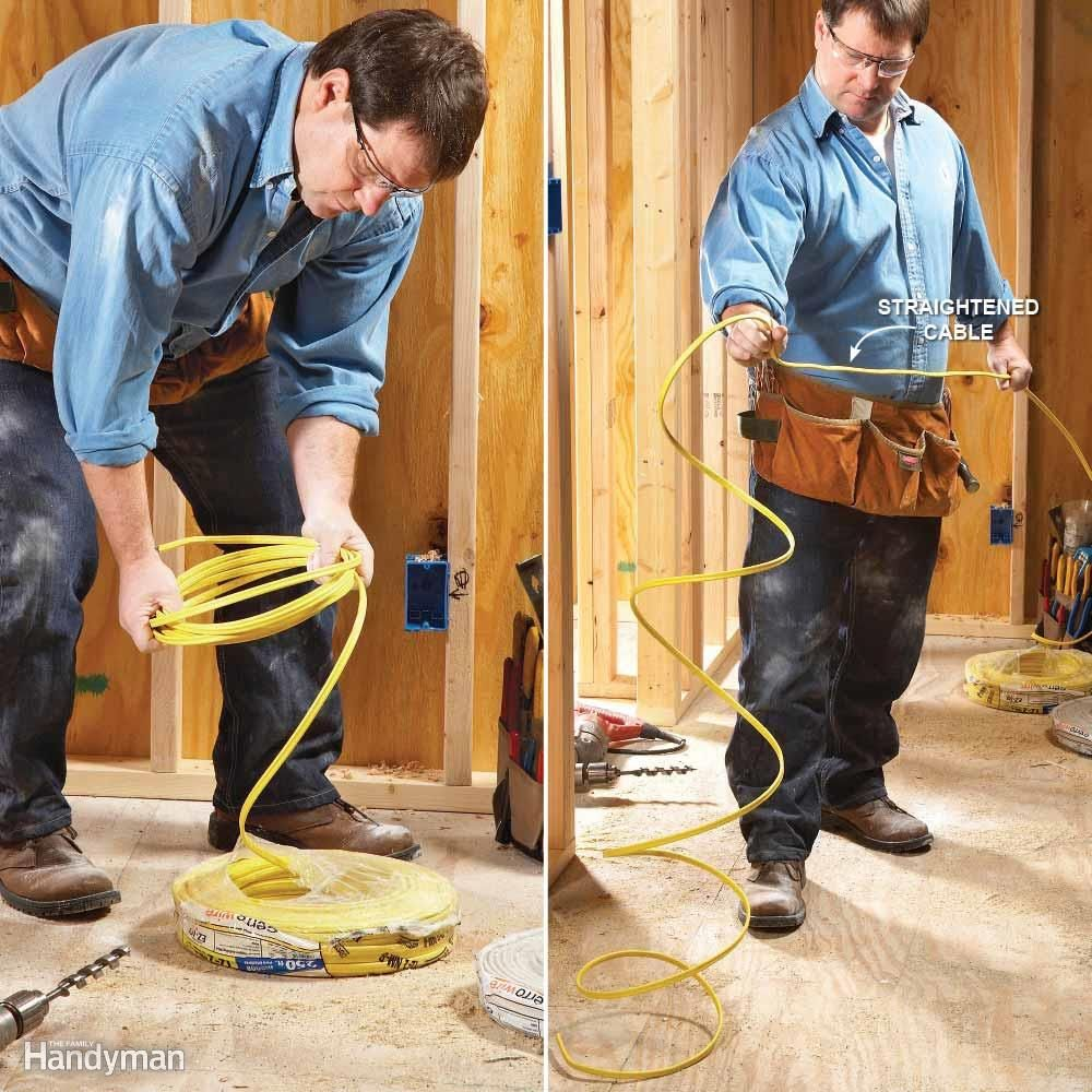 12 Tips For Easier Home Electrical Wiring Electrical