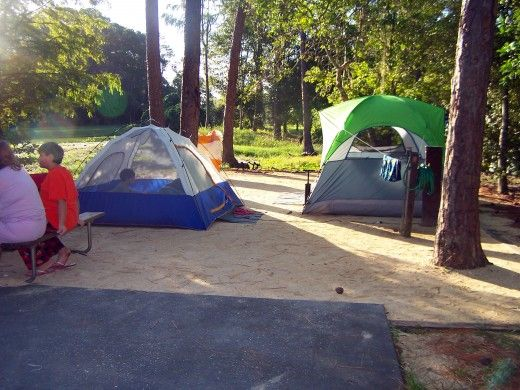 C&ing at Disney Fort Wilderness Review & Camping at Disney: Fort Wilderness Review | Campsite Wilderness ...