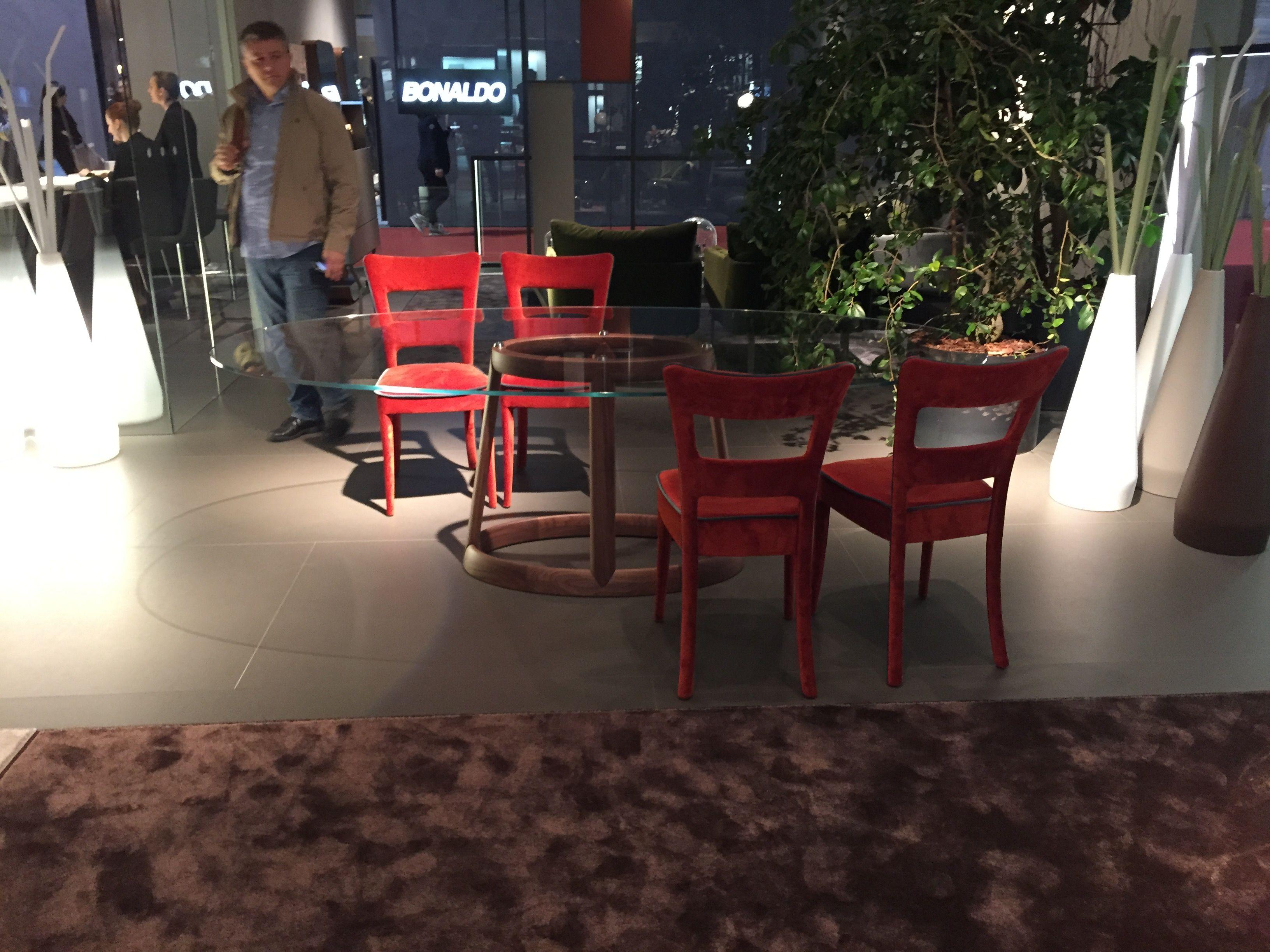 Tavolo omnia ~ Isaloni bonaldo tavolo greeny salone del mobile