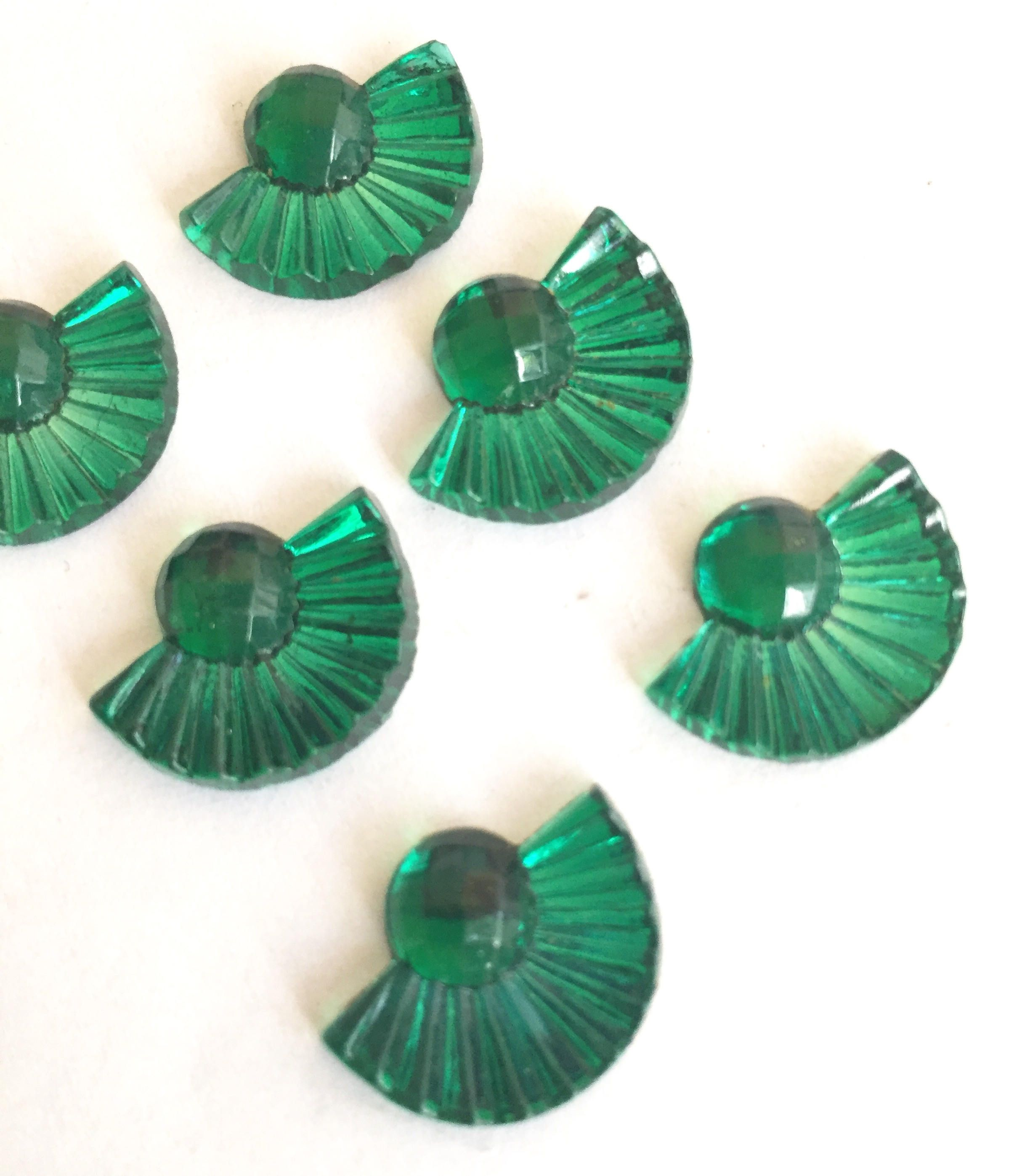 on emerald by ruby with pebblesandchance dainty rings golden and etsy s pin aquamarine