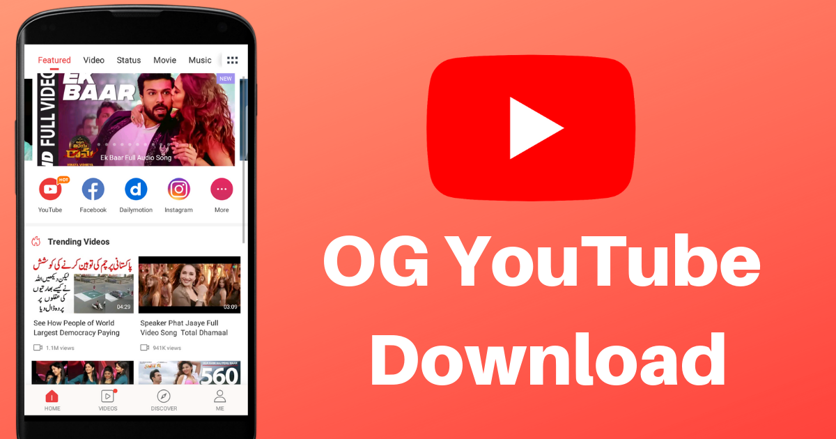 Download OGYouTube APK v12 43 52  #OGYouTube is a YouTube