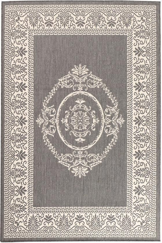 Medallion Outdoor Area Rug Outdoor Rugs Synthetic Rugs Rugs Homedecorators Com