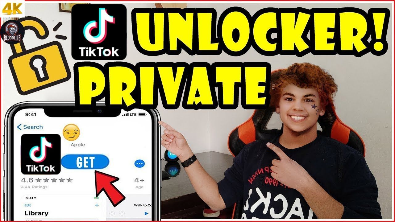 Hot How To See Private Tiktok Profiles How To See Private Tiktok Video Youtube Instagram Password Hack Private
