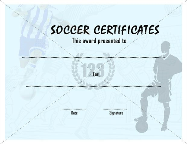 Soccer achievement award certificate template certificate template soccer achievement award certificate template certificate template yelopaper Images
