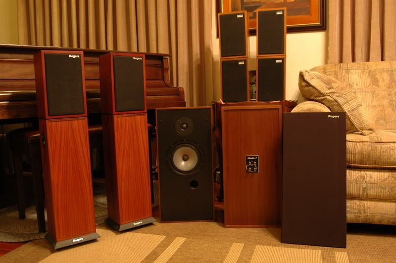 What Modern Speakers Come Close To The Sound Of Th Ls3 5a Vintage Audio Club Philippines Modern Speakers Modern Home Decor