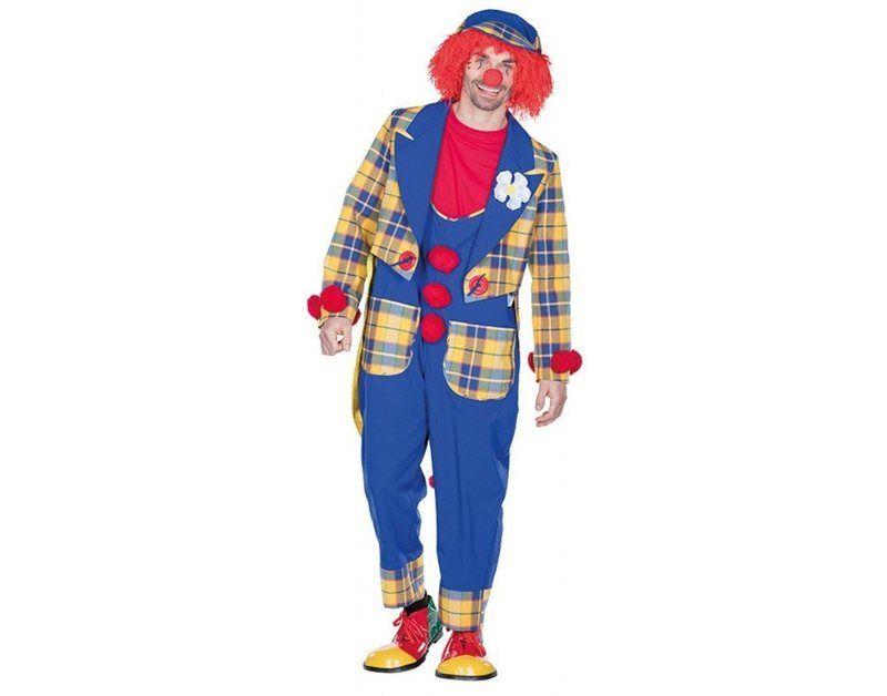 Orl Clownhose zum Herren Kostüm Clown Karneval Fasching