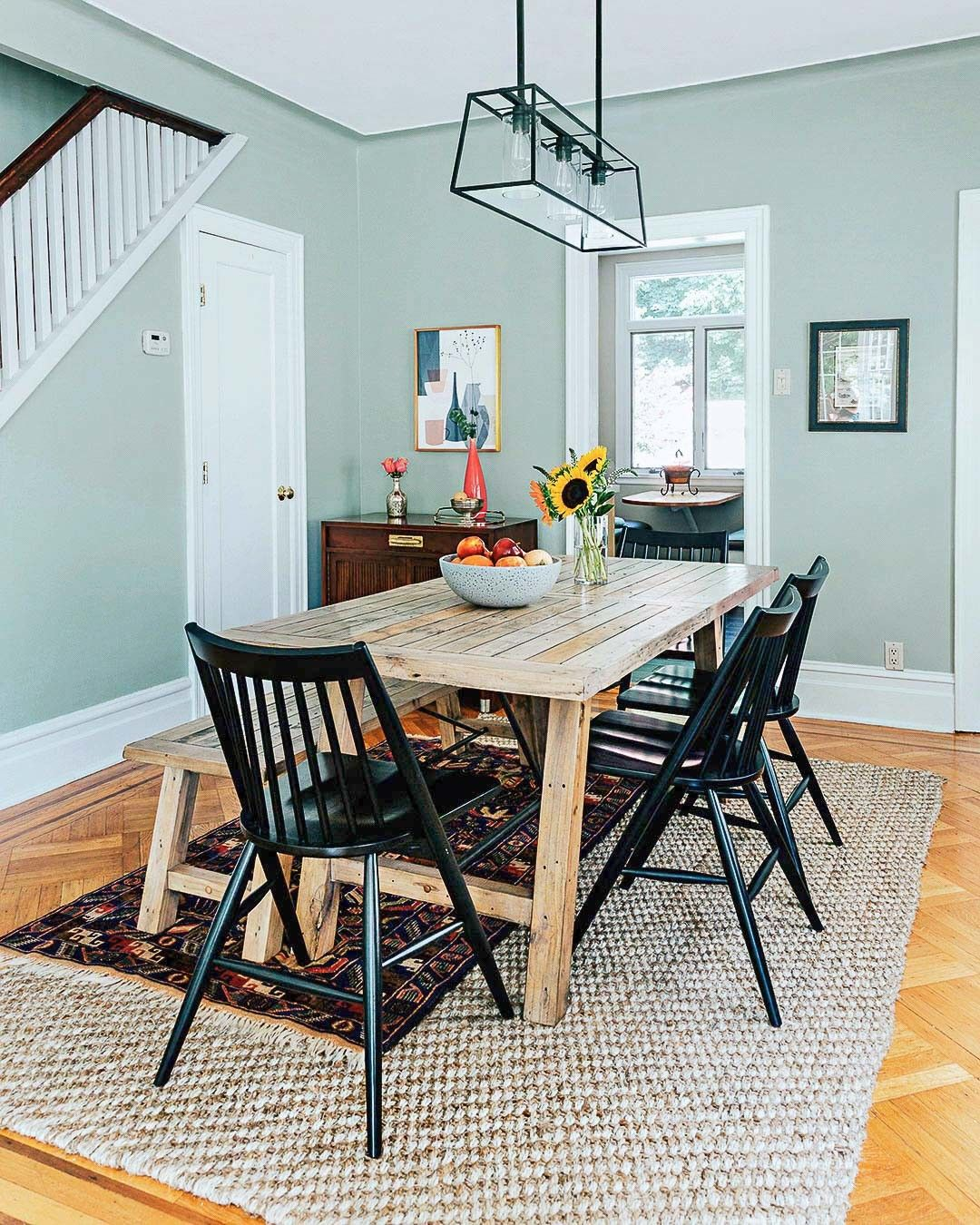 A Family Friendly Home Makeover Dining Room Wall Color Dining Room Paint Colors Dining Room Colors
