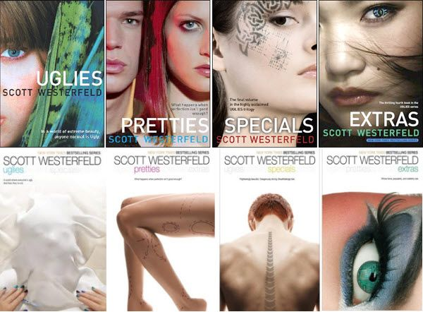 The Uglies Series By Scott Westerfeld This Pin Makes It