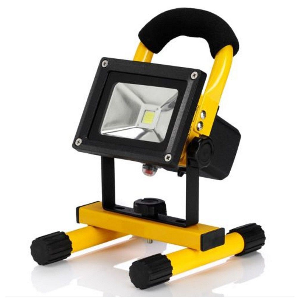 Flood Lights Rechargeable 10w Led Floodlight Usb 5v Portable Flood Light Lamp Warm White Cool White Ip65 Out Flood Lights Outdoor Flood Lights Led Flood Lights