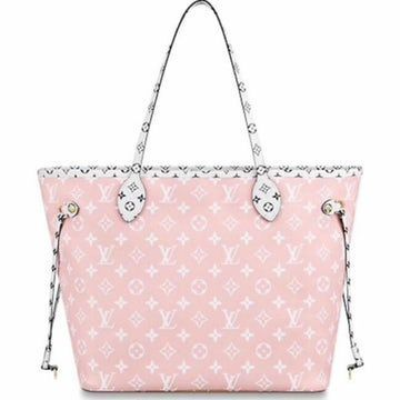 Louis Vuitton Neverfull Ss19 Giant Monogram Mm with Pouch