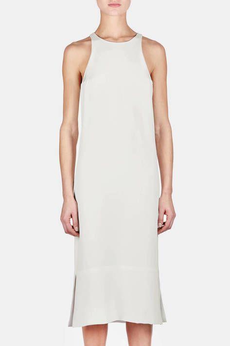 Protagonist — Dress 07 Tank Dress Ivory — THE LINE