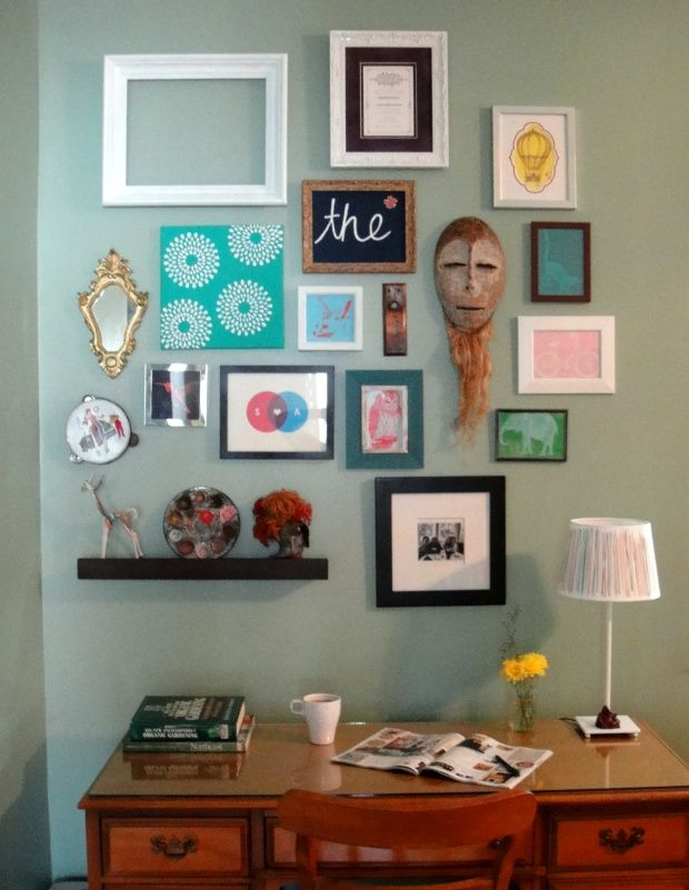 Framed Art Gallery Wall Art Collage Wall Frame Wall Collage