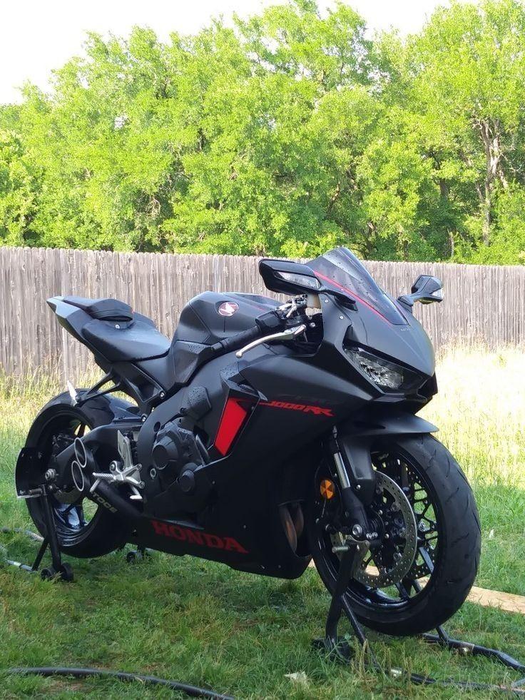 2018 Honda CBR 1000RR 1000RR CBR honda Sport bikes