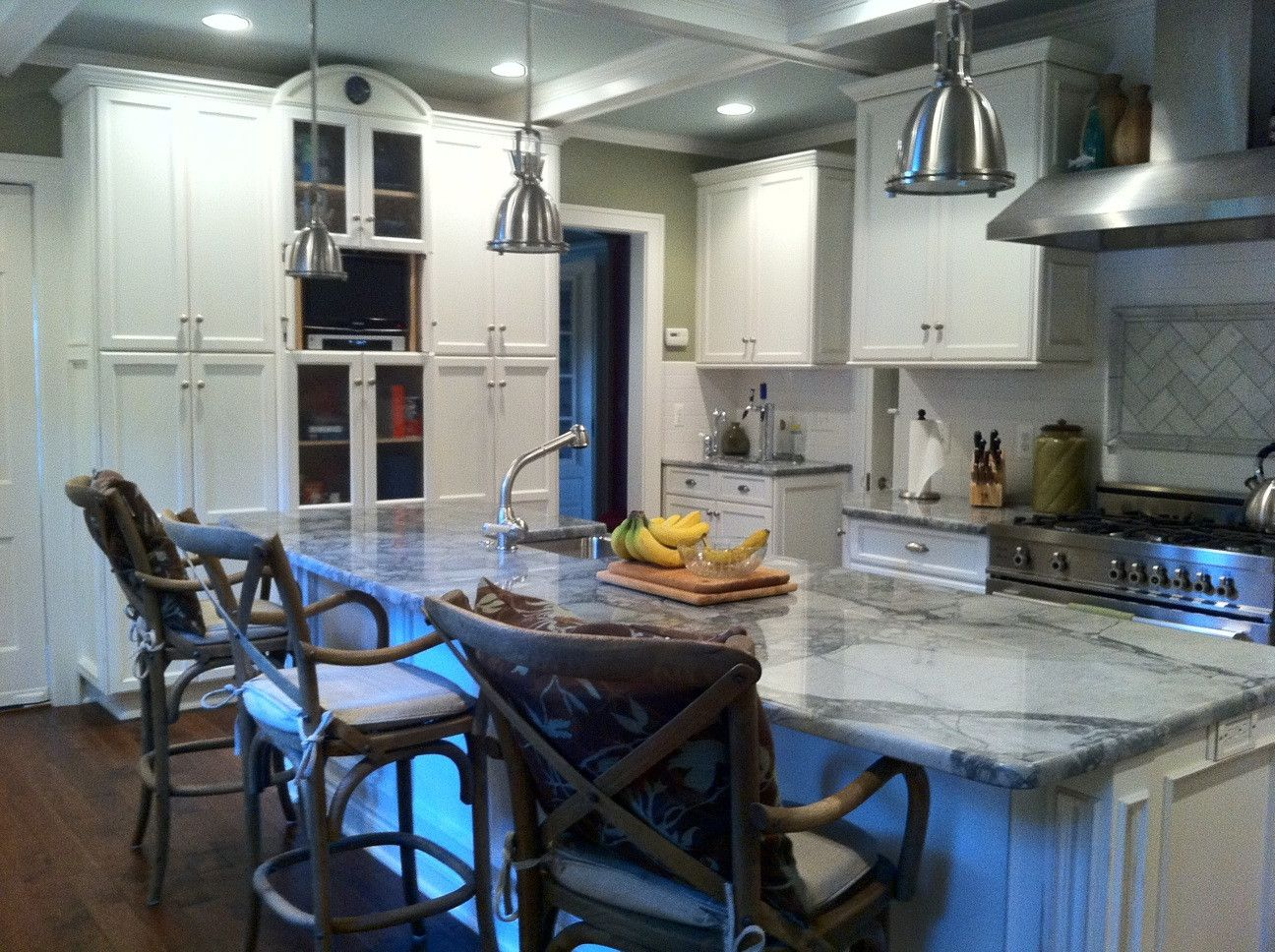 restoration hardware french bar stools With images ...
