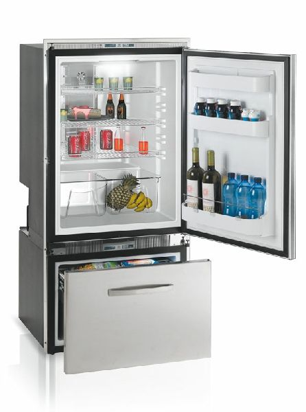 Yachtaid Marine Air Conditioning Mini Fridge In Bedroom Stainless Steel Fridge Refrigerator