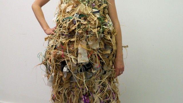 Wearable art inspires artist
