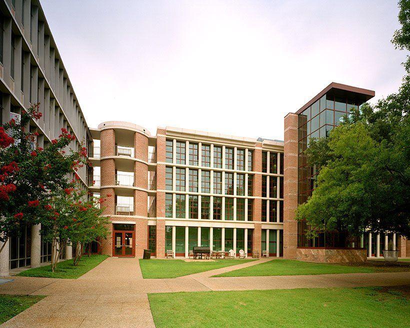 Rice University Michael Graves Architecture Design Michael