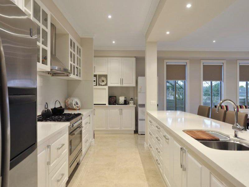 Home Architec Ideas Open Concept Small Galley Kitchen Remodel Ideas
