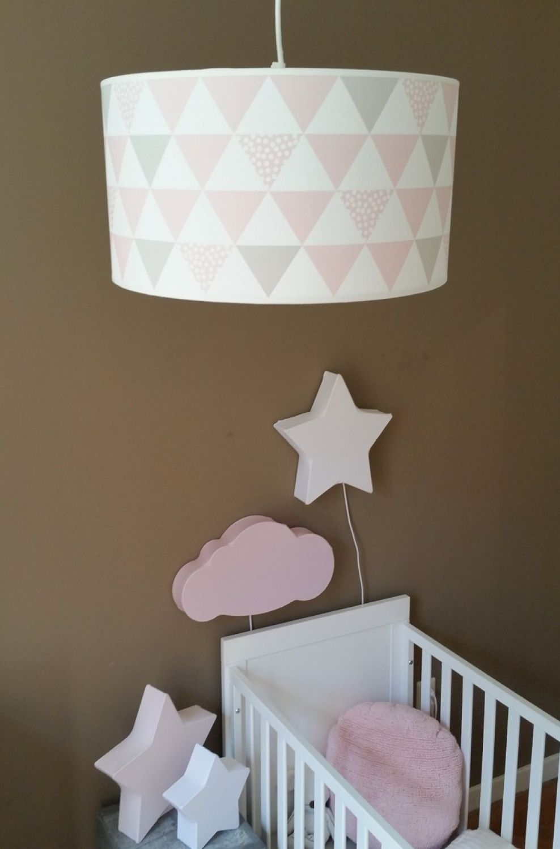 Lamp babykamer light lampe decoratie for Decoratie peuterkamer