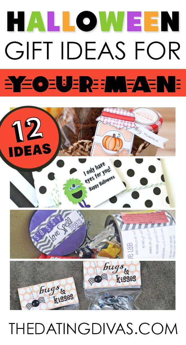 101 Easy Halloween Gift Ideas Boyfriend GiftsDiy Cards For Your BoyfriendCute