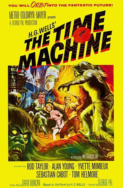 the time machine movie free