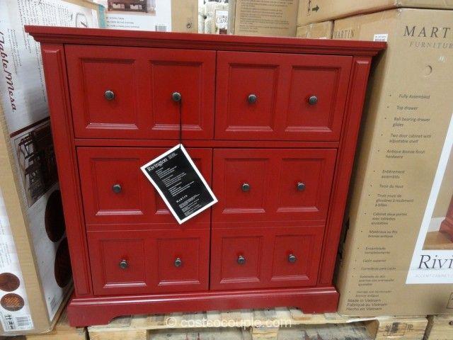 Martin Furniture Rivington Accent Cabinet Costco Martin