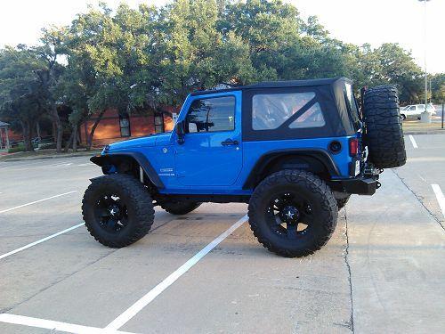 2012 Jeep Wrangler - Georgetown, TX #0689702065 Oncedriven