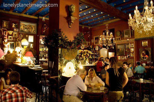Cafe de las Horas, Valencia, Spain. AFAR & Lonely Planet both recommend.