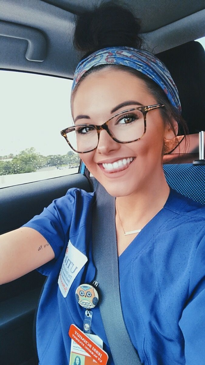 pinterest: @wifi0n | Nursing fashion, Nurse hairstyles, Beautiful nurse