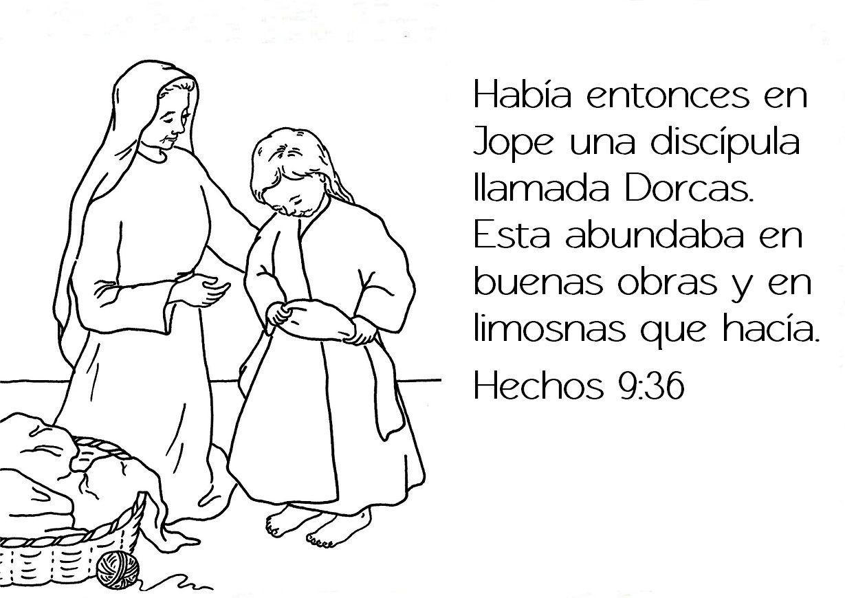Hechos 9:36-42 Pedro seguía predicando y haciendo milagros, tal y ...