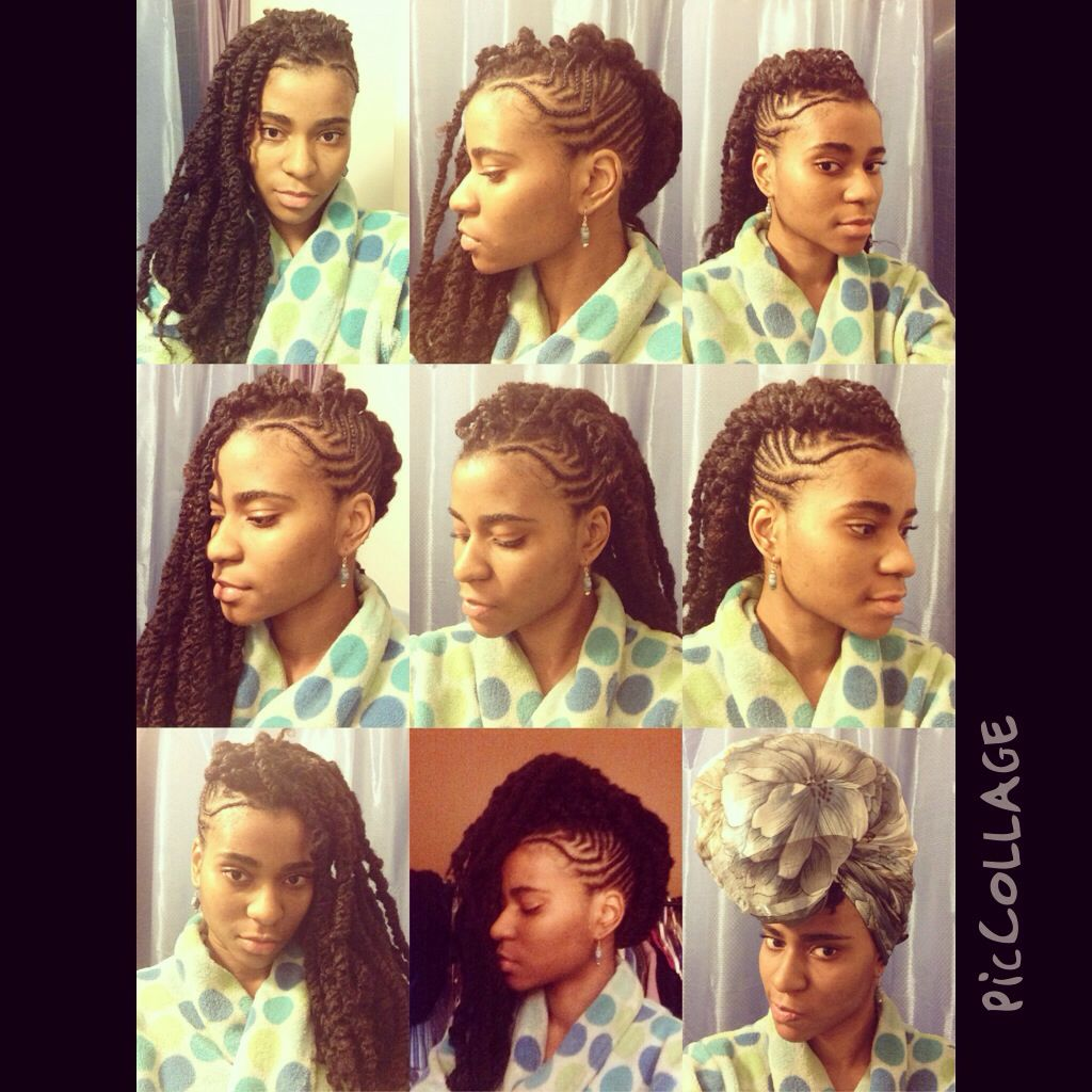 Hair did natural hair protective styles black hair twists