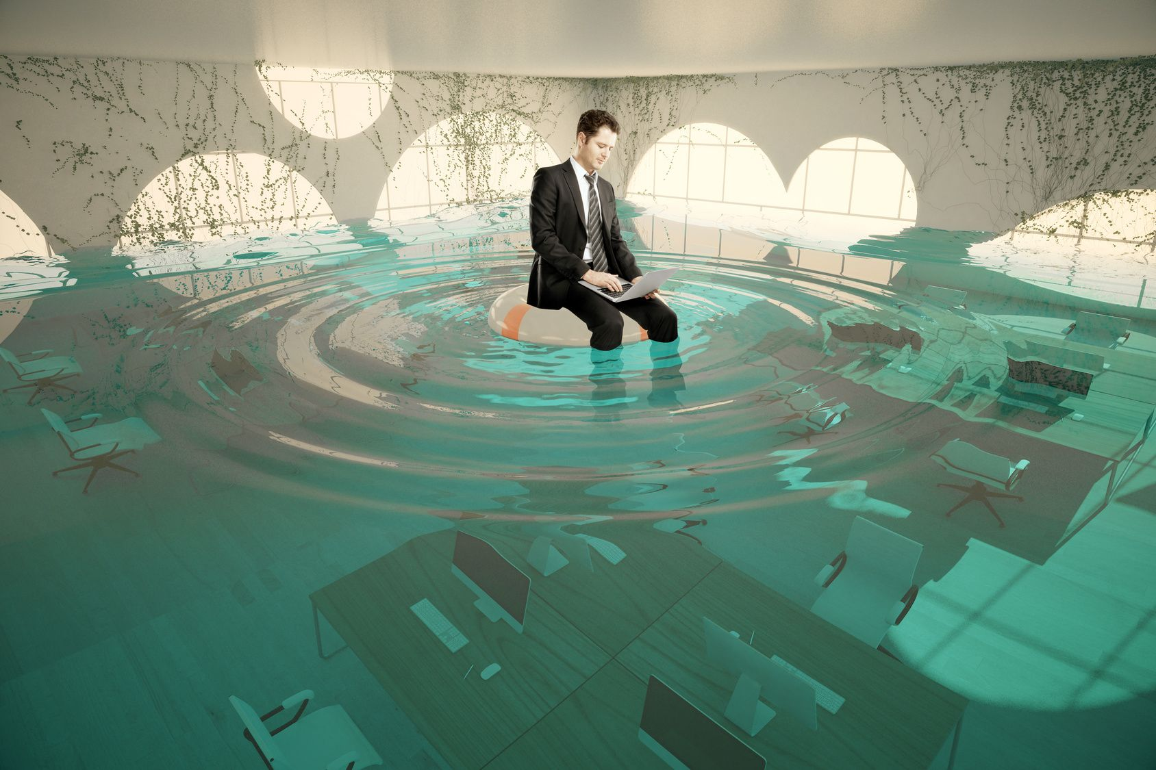 How to revitalize your business immediately after a flood
