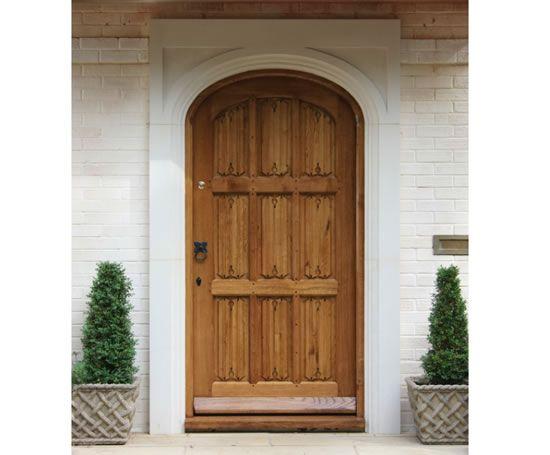 Bespoke timber doors - Arabesque - on ESI.info | Home | Pinterest ...