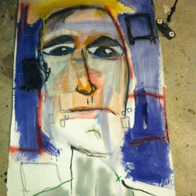 Another #art piece 2012