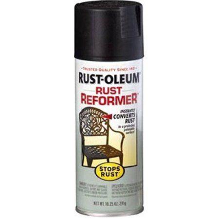 Home Improvement With Images Rustoleum Metallic Paint Rust
