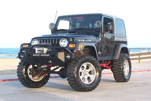 2005 Jeep Wrangler Rubicon Trim Review Specs Unlimited Used