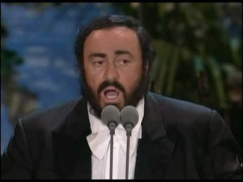 Ave Maria Luciano Pavarotti Music Clips Christian Music